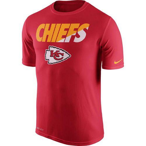 ... official mens kansas city chiefs nike red legend staff practice performance  t shirt 58be2 e6a7d ba787bc1d8d