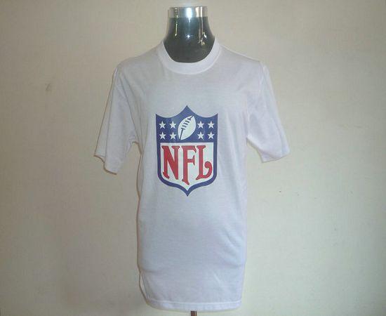 Nike NFL Sideline Legend Authentic Logo Dri-FIT NFL Logo T-Shirt White 3f7665590
