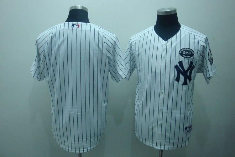 aad8cb22d33 Yankees White Blank GMS