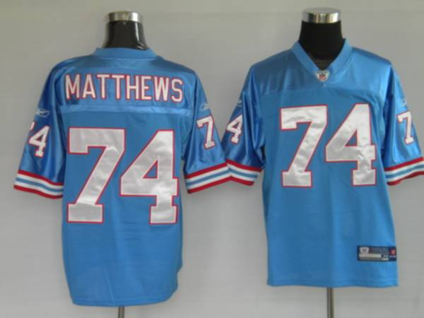 212631a3 Mitchell And Ness Oilers #34 Earl Campbell White Throwback Stitched ...