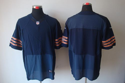 Top Nike Bears #17 Alshon Jeffery Navy Blue Team Color Men's Stitched  supplier