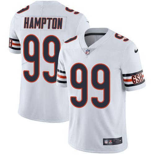 f9ae2e3ce51 Nike Bears #99 Dan Hampton White Men's Stitched NFL Vapor Untouchable  Limited Jersey