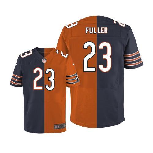 Wholesale Nike Bears #10 Mitchell Trubisky White Men's Stitched NFL Vapor  free shipping