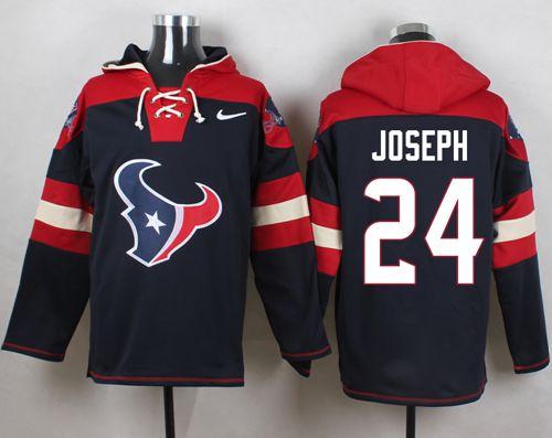 Nice Nike Texans #56 Brian Cushing Grey Shadow Men's Embroidered NFL