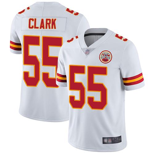 Nike Chiefs #13 De'Anthony Thomas White Men's Stitched NFL Vapor  hot sale