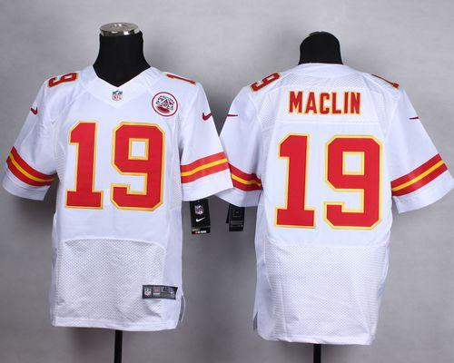 New Nike Chiefs #22 Marcus Peters White Men's Stitched NFL Elite Gold Jersey  hot sale