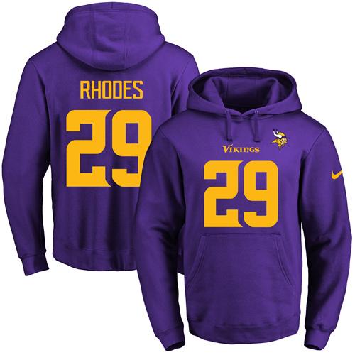 Nice Nike Vikings #73 Sharrif Floyd Purple Team Color Men's Stitched NFL  hot sale