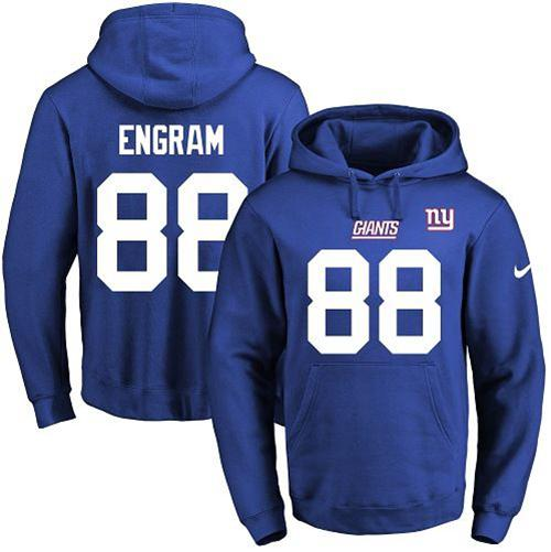 Top Nike Giants #10 Eli Manning Red Alternate Men's Embroidered NFL