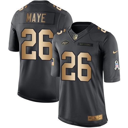 Nike Jets #33 Jamal Adams White Men's Stitched NFL Elite Jersey  hot sale