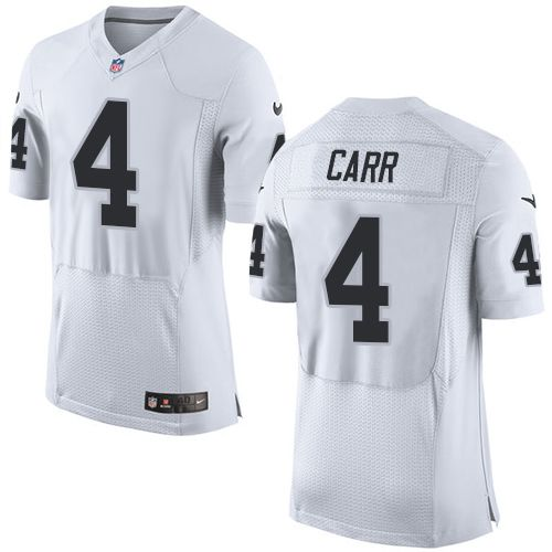 Nike Raiders  4 Derek Carr White 2016 Pro Bowl Men s Stitched NFL ... ebcae84e5