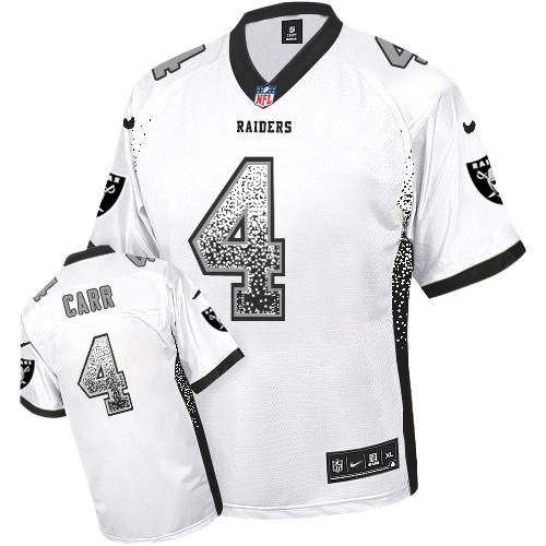 95d5c5cd2dc ... california dfdd7 82758; uk nike raiders 4 derek carr white mens  stitched nfl elite drift fashion jersey 52aca fb898