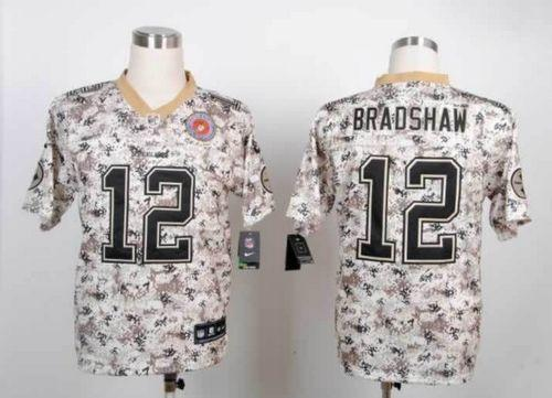 f58460215a93 ... black pittsburgh steelers turning point 65702 b56b9  italy nike steelers  12 terry bradshaw camo mens embroidered nfl elite usmc jersey cbbf5 6c5bb