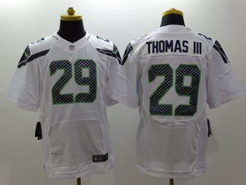 Nike Seahawks #3 Russell Wilson Grey Alternate Men's Stitched NFL  for cheap