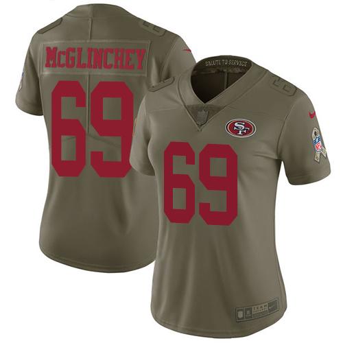 online store b28f9 4ccad Nike 49ers #7 Colin Kaepernick White Women's Stitched NFL ...