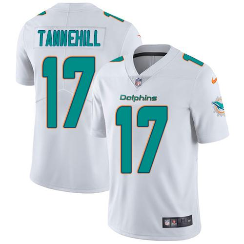 Top Nike Dolphins #17 Ryan Tannehill Aqua GreenOrange Youth Stitched  for sale
