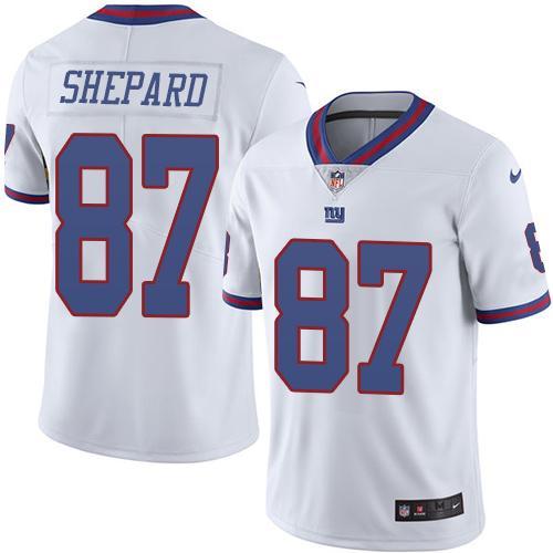 Toddler Nike Giants #13 Odell Beckham Jr Red Alternate Stitched NFL  supplier